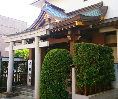 神社巡りん 平田神社