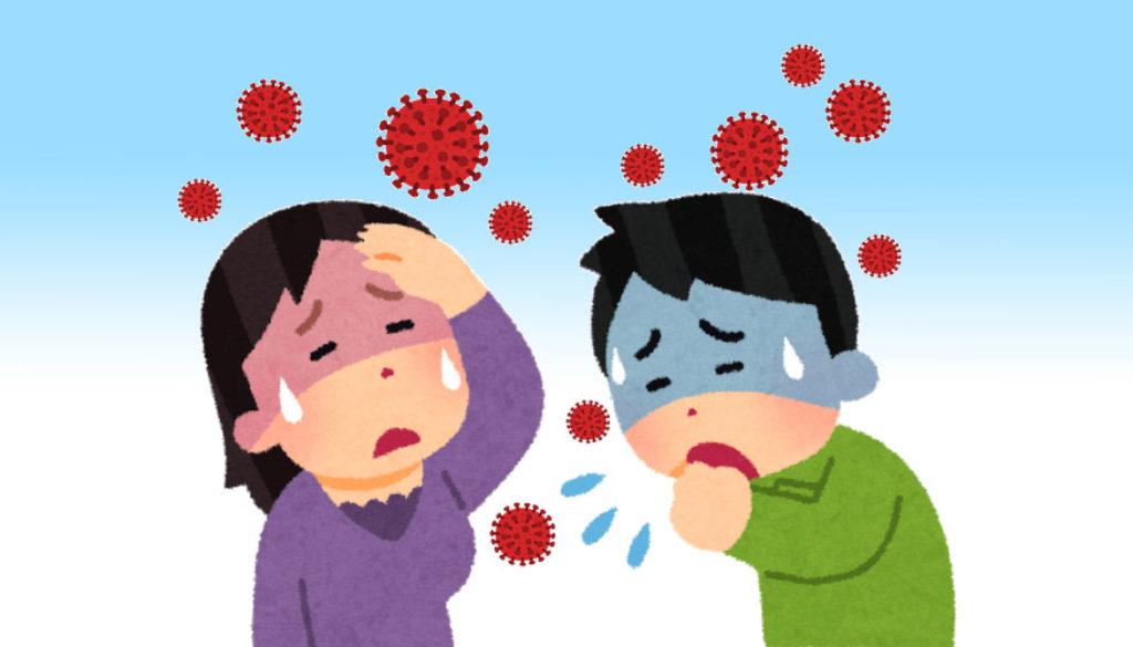 新型コロナウイルスに関する単語